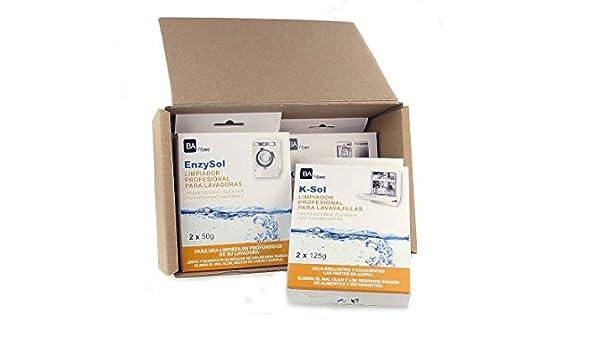 SpareHome Pack de Limpieza Profesional para electrodomésticos ...