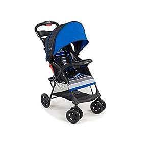 Kolcraft Cloud Plus Lightweight Stroller - Blue (Blue)