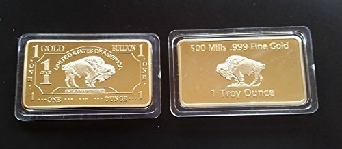 1 Ounce Gold Bullion - 8