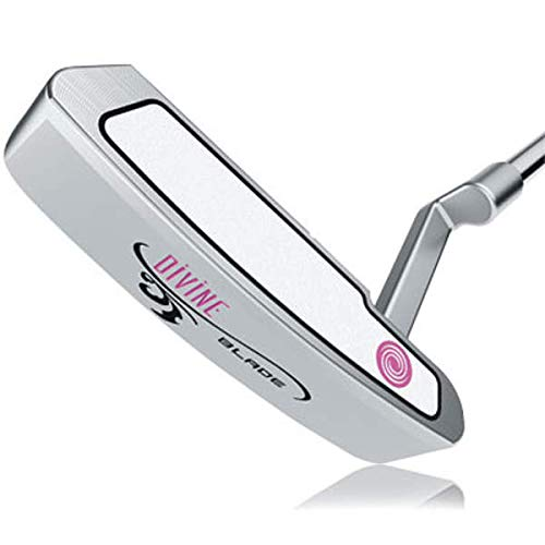 - Odyssey Divine Line Blade Putter Steel Left Handed 33.0in