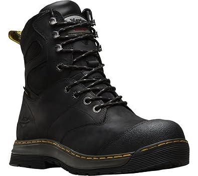 Dr. Martens Spate Electrical Hazard Waterproof Steel Toe 8-Eye Boot Cr2CcKW