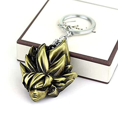 Amazon.com : Key Chains - Dragon Ball Keychain Z Son Goku ...