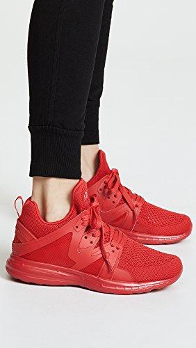 Apl: Atletisk Fremdrifts Laboratorier Womens Stige Joggesko Rød / Rød