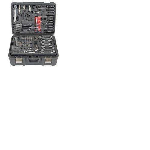Professional 301 Piece Mechanic's Tool Kit SAE and Metric (Screwdriver Pc Pittsburgh 32 Set)