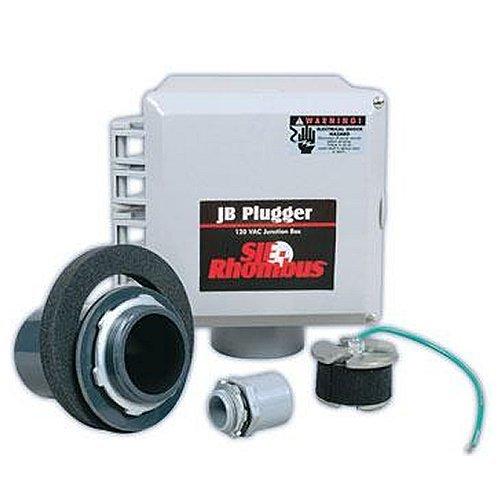 SJE Rhombus 1007936 Jbp No Alarm Or Floats Control Panel