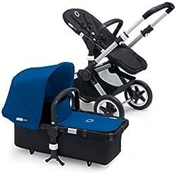 Bugaboo Buffalo Stroller Bundle - Royal Blue