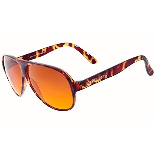 BluBlocker Viper Wraparound Sunglasses - Demi Tortoise Rm2DtmtQ