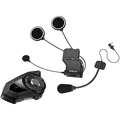 Sena 30K-01 Motorcycle Bluetooth/Mesh Multicolor Communication System (Single): Automotive