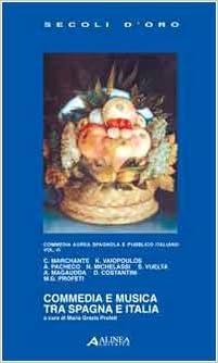 Book Commedia e musica tra Spagna e Italia
