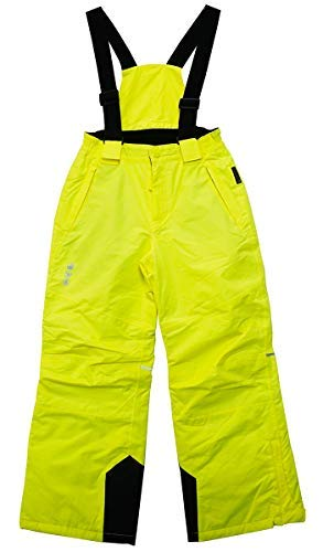 Boys All in One Salopette Bib Brace Padded Ski Dungarees Trousers Sizes from 10 to 16 Years