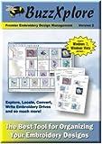 Software : BuzzXplore v2 Premier Embroidery Design Management