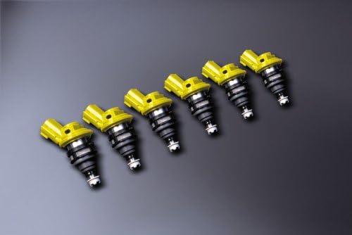 TOMEI(東名) 大容量インジェクター セット INJECTOR SET 555cc RB25DET/VG30DETT [16600R865]
