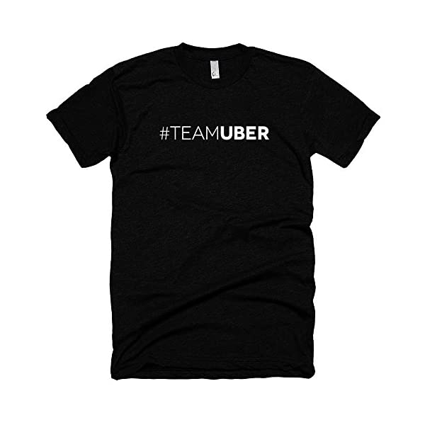Startup Drugz Team Uber Male T Shirts Black