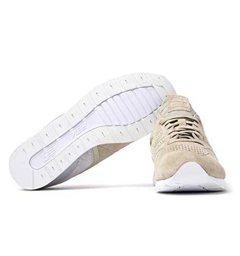 New Balance 996 Re-Engineered Sand Suede Trainers-UK 7