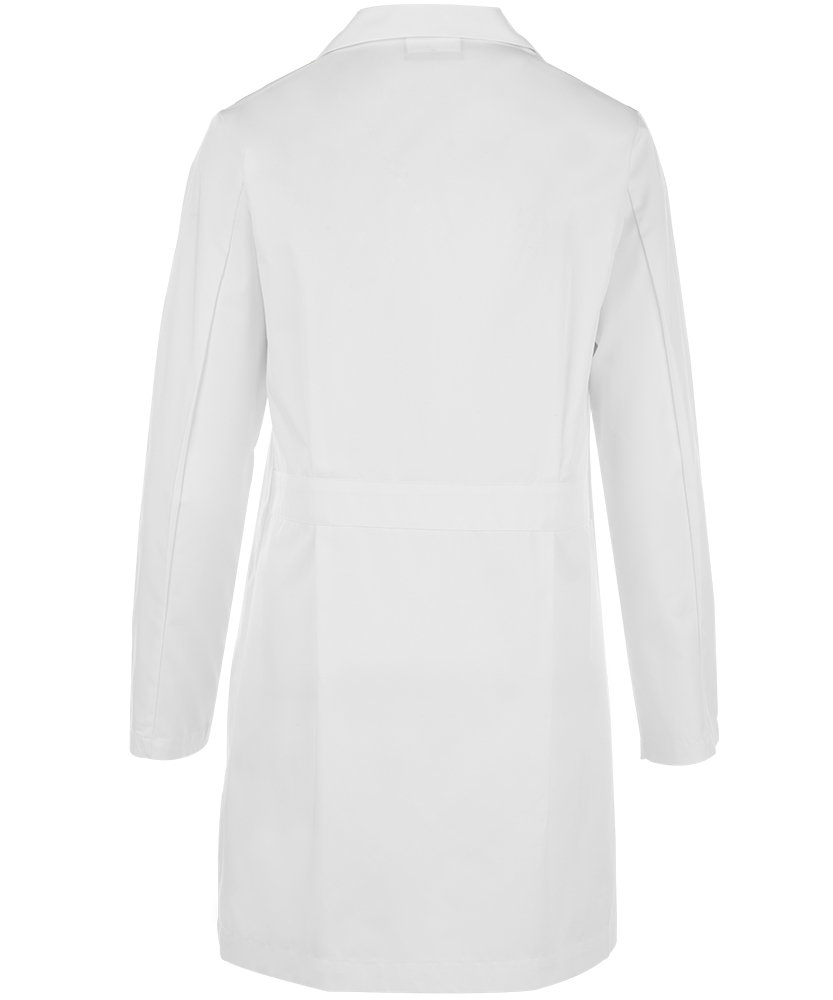 Strictly Scrubs Women's Lab Coat/Classic Fit Professional Lab Jacket (XS-3XL, White) (Large) by Strictly Scrubs (Image #6)