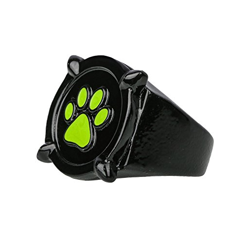 Cat Noir Ring Cosplay Costume Accessories for Halloween Gifts Zinc Alloy -