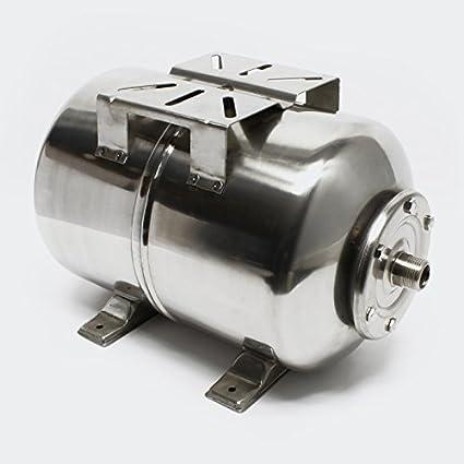 Wiltec - Balón o cubeta acero inoxidable para instalaciones ...