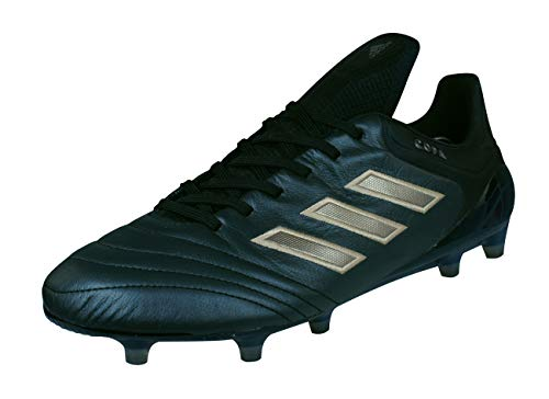 adidas Copa 17.1 FG Mens Firm Ground Leather Soccer Boots-Black-8