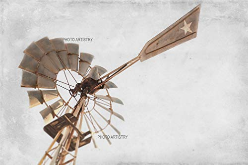 Windmill, Farmhouse Art, Modern Farmhouse 11