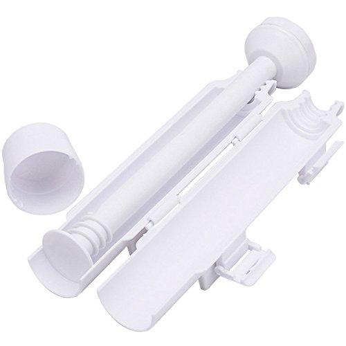 Solish Sushi Bazooka Roller Maker Kit, Kitchen Tool (White)