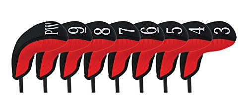 Stealth Club Covers 18040 Hybrid Set 3-PW Golf Club Head Cover (8-Piece), ()