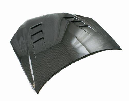 VIS Racing 10HYGEN2DTM-010C - Genesis Coupe Terminator Carbon Fiber Hood