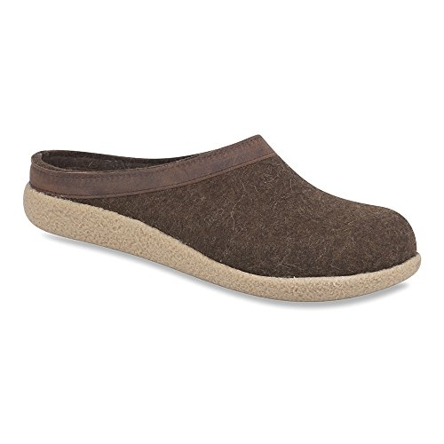 Flat Haflinger Haflinger Freedom Women's Haflinger Chocolate Women's Freedom Chocolate Flat Women's TnSrRzT