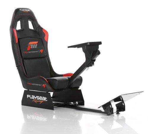 Rennsitz Playseat Motorsport 4 für PS 2, PS 3, Xbox, Xbox 360, Wii, Mac und PC