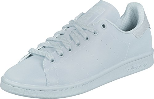 Adidas Mode Stan Grey Smith Blue Baskets blue halo Homme blanc wqaqrt