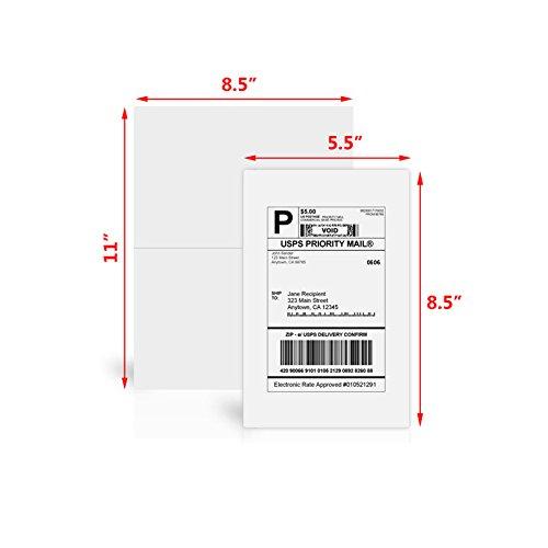 Buy half sheet labels 1000