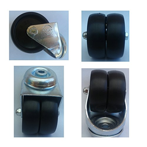 Orion Heavy Duty Castors Set Of 4 X Hdcastors by Orion