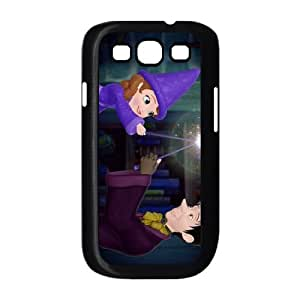 Samsung Galaxy S3 9300 Cell Phone Case Black Disney Sofia the First Character Cedric the Sorcerer Phone cover G2697256