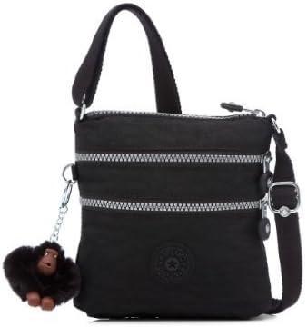 Kipling Alvar Xs Cross body Minibag (Black): Amazon.co.uk