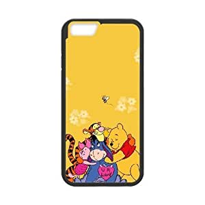 iphone6 4.7 inch Black phone case Winnie the Pooh YFN4310260