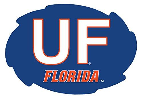 FLORIDA GATORS BLOCK LETTER DESIGN SWIRL DECAL-FLORIDA STICKER-NEW FOR 2016