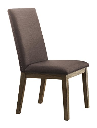 Ez Chair Covers Dining Room Chair Covers Pk of 4 Brown  : 41d43UpiU5L from www.manythings.online size 380 x 500 jpeg 16kB