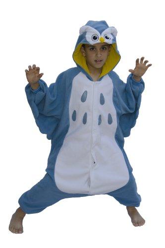 Kids Owl Costume (Owl Kids Kigurumi (2-5 Years))