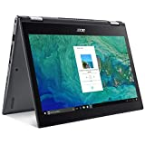Acer Spin 5 SP513-52N-52PL, 13.3 Full HD Touch, 8th Gen Intel Core i5-8250U, Alexa Built-in, 8GB DDR4, 256GB SSD, Convertible, Steel Gray