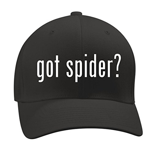 got spider? - A Nice Men's Adult Baseball Hat Cap, Black, Small/Medium