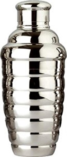 12 Oz. Convex Stainlees Steel Bartender Cocktail Shaker Set