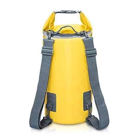 d11e918dacf6 Amazon.com : WANGYONGQI 30L Outdoor River Trekking Bag Double ...