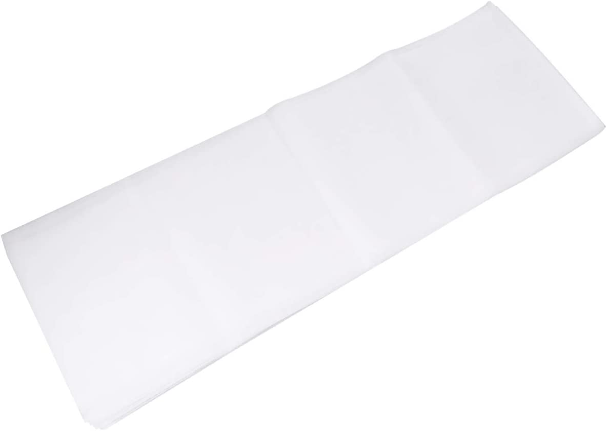 Exceart Gauze Pad Non Woven Gauze Sponge Wound Care Gauze Medical First Aid Supplies 10m White