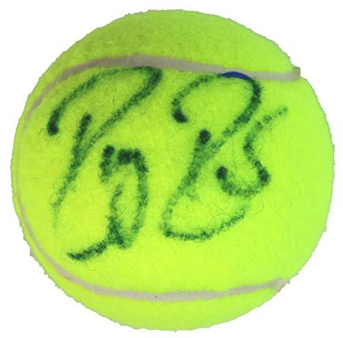 Roger Federer Pro Tennis Player Signed Autographed Penn Tennis Ball COA