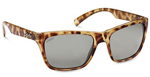 Hobie Woody-282808 Polarized Rectangular Sunglasses,Leopard Tortoise,58 - Polarized Hobie