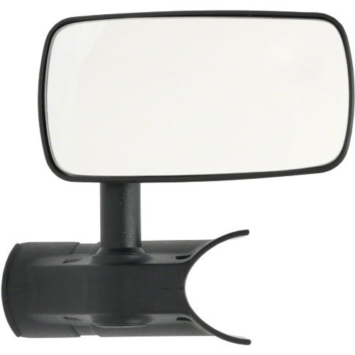 Bike-Eye Frame Mount Mirror: Wide (Bike Eye Mirror)