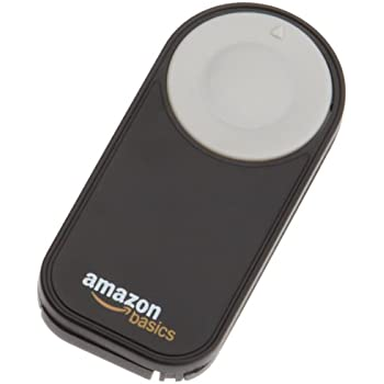 AmazonBasics Wireless Remote Control for Nikon Digital SLR Cameras