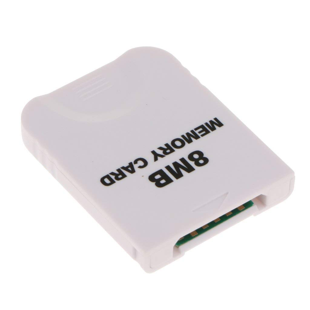 Ngc Memory Card 8mb For Wii and Game Cube