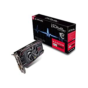 Sapphire Pulse Radeon RX 560 Radeon RX 560 2GB GDDR5 - Tarjeta gráfica (AMD, Radeon RX 560, 3840 x 2160 Pixeles, 1300 MHz, 2 GB, GDDR5)