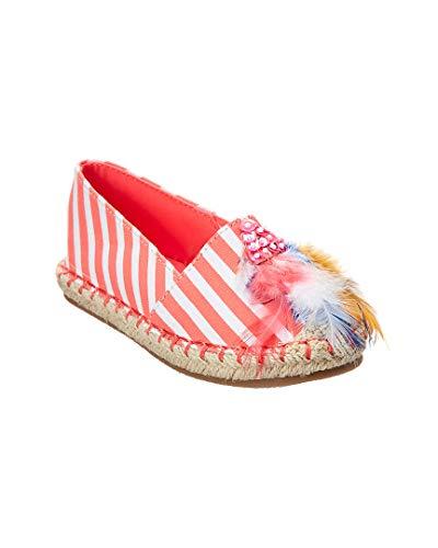 Chaussures Espadrilles Rayé Rayé Chaussures Rose Espadrilles IwwgrdnqO