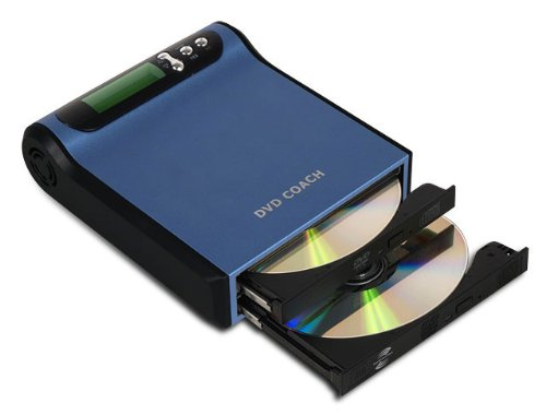 EZ DUPE EZD880 8x Ultra Slim DVD/CD Duplicator / EZD880 /